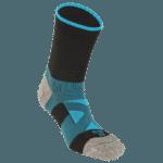 NAVIWEAR SPORT 壓力運動襪 黑藍 籃球襪 4