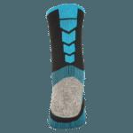 NAVIWEAR SPORT 壓力運動襪 黑藍 籃球襪 5