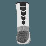 NAVIWEAR SPORT 壓力運動襪 白黑 籃球襪 5