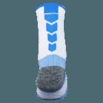 NAVIWEAR SPORT 壓力運動襪 白藍 籃球襪5