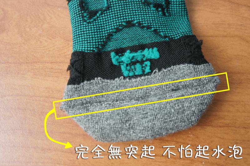 NAVIWEAR 壓力運動襪 運動防護 減少水泡2